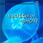Logo: basICColor gHOST